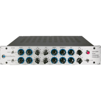 EQP-200B Dual Channel Parametric Equalizer